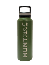 Load image into Gallery viewer, Hunt AK - Moose Skull - 40oz Stainless Water Bottle