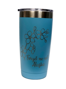 Forget-Me-Not - 20oz Tumbler