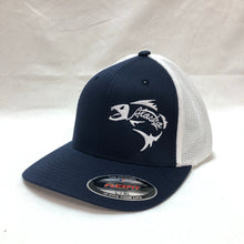 Load image into Gallery viewer, Alaska Fishbones - Flex Fit - Mesh Back - Hat