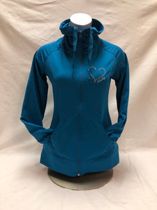 Heart Hook - Full Zip - Jacket w/ Rushing