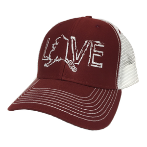 Love Alaska - Trucker - Hat