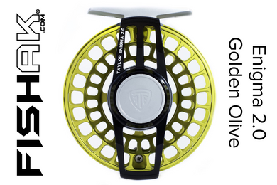 Enigma 2.0 - Fly Reel