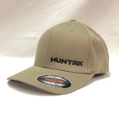 HUNT AK - Flex Fit Solid Back - Hat