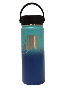 Alaska Big Dipper - 18oz Stainless Water Bottle