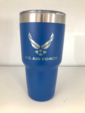 U.S. Air Force - 30oz Tumbler