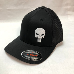 Punisher - Flex Fit -Mesh Back - Hat
