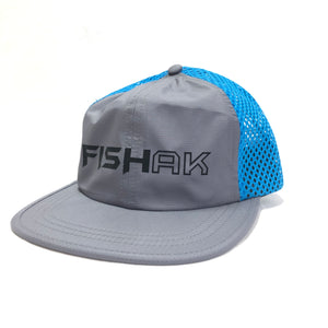 FISH AK - Packable Floatable Mesh Cap