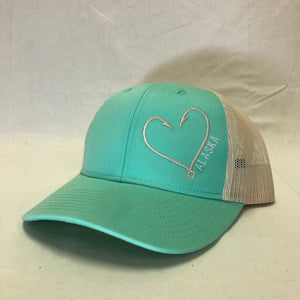 Heart Hook - Trucker - Hat