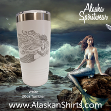 Load image into Gallery viewer, Queen Mermaid - 20oz Tumbler