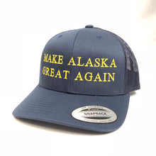 Load image into Gallery viewer, Make Alaska Great Again - Trucker - Hat