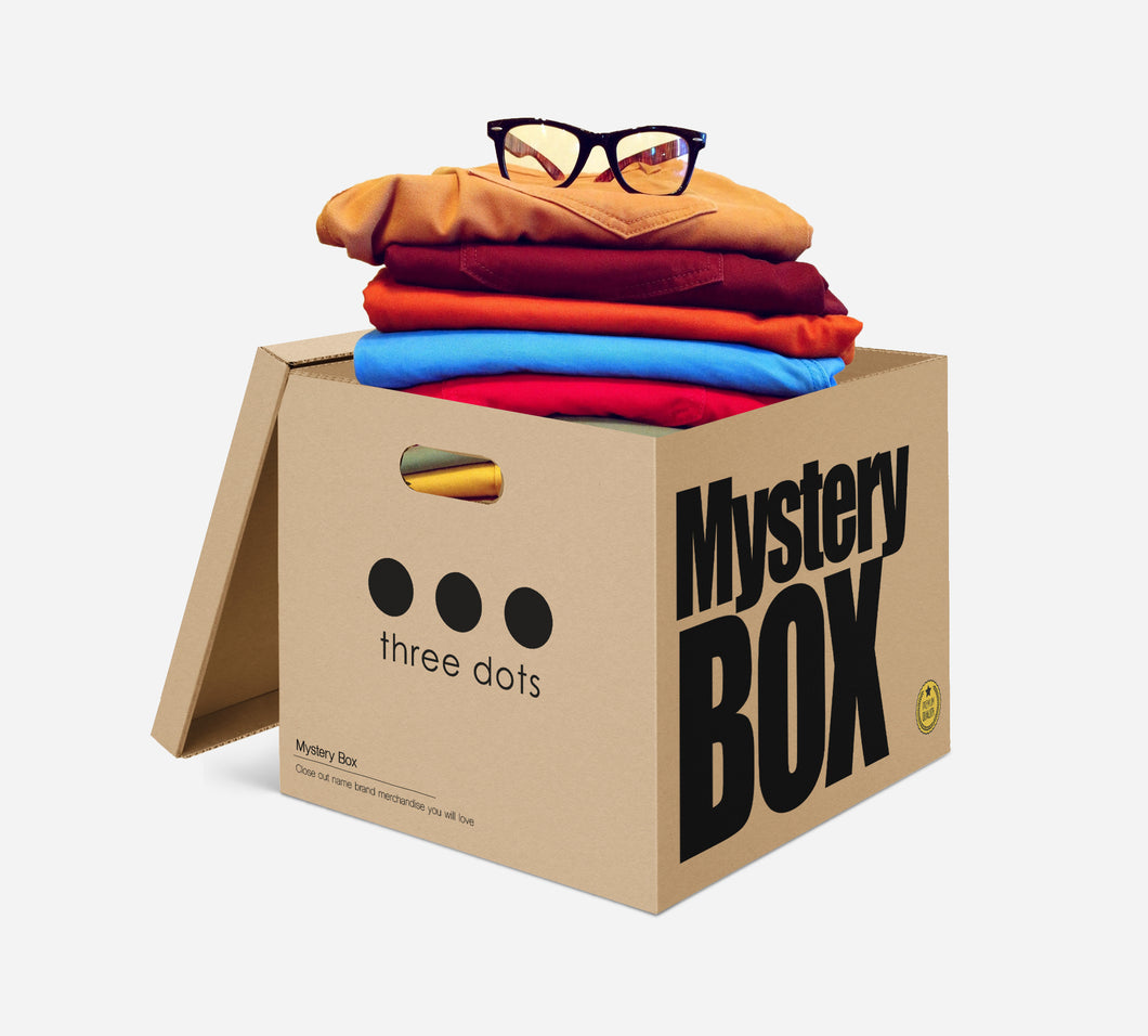 Three Dot Mystery Box: ($250+ value)