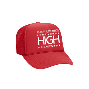Make America High Again Red Hat