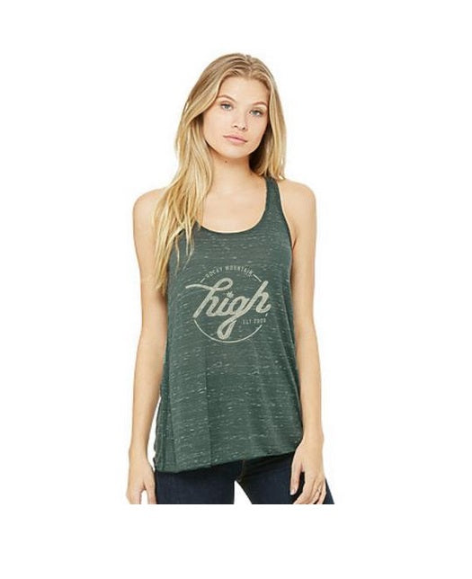 The Timeless Tank Ladies Racerback