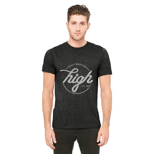 The Timeless Tee: Charcoal