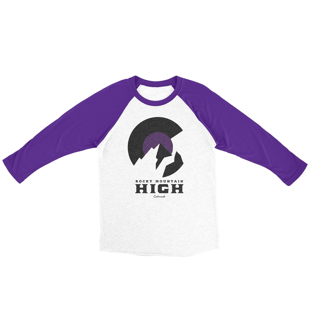 Logo White/Purple