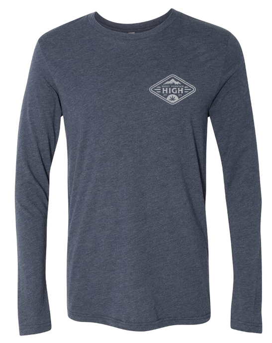 Diamond Long Sleeve Shirt