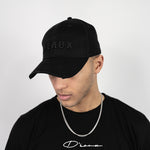 TRIPLE BLACK SIGNATURE CAP - D'ÉAUX LTD