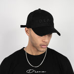 TRIPLE BLACK SIGNATURE CAP