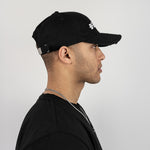WHITE/BLACK SIGNATURE CAP - D'ÉAUX LTD