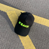 NEON STAMP TRUCKER CAP