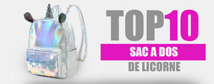 TOP 10 Sac a Dos Licorne
