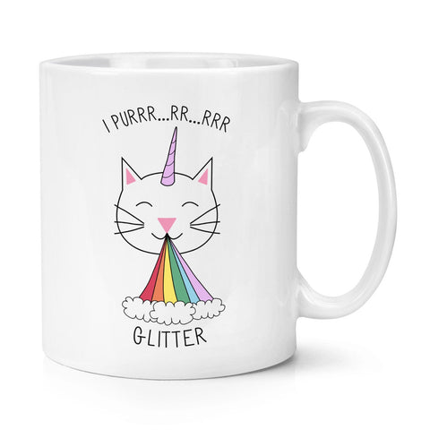 Mug Licorne Chat Paillette