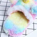 Chaussons Licorne <br> Fillette