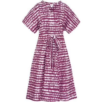 Kama Dress - Monsoon-Wine