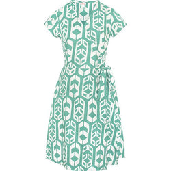 Pathways Wrap Dress
