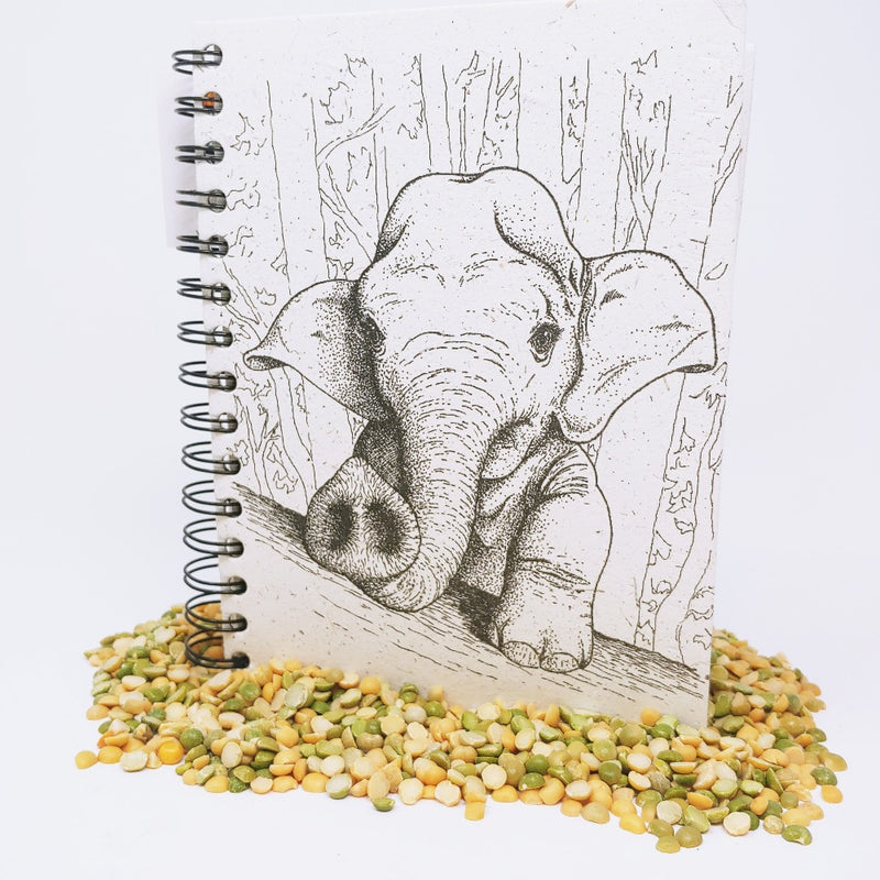 Mr. Ellie Pooh Journal - Large