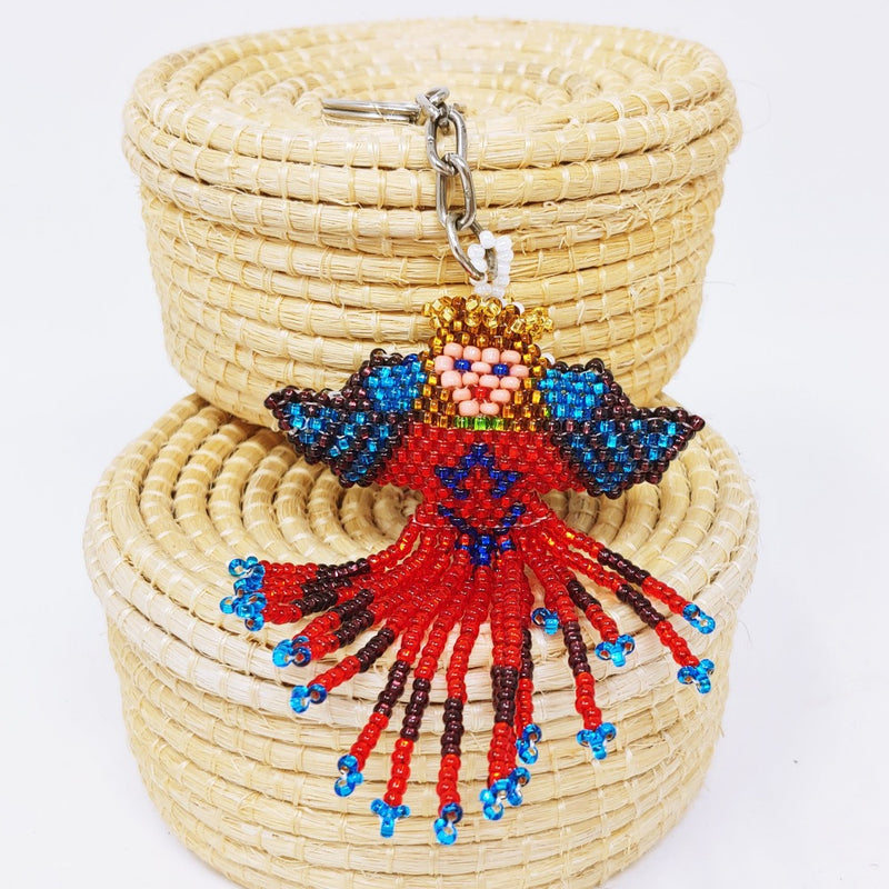 BEAMS Beaded Keychains