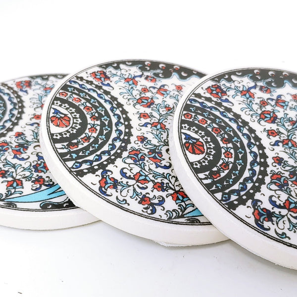 Turkish Coasters