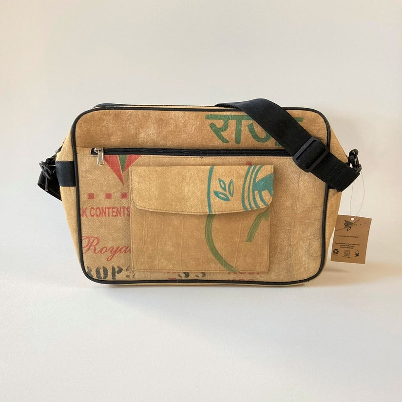 Recorder Messenger Bag