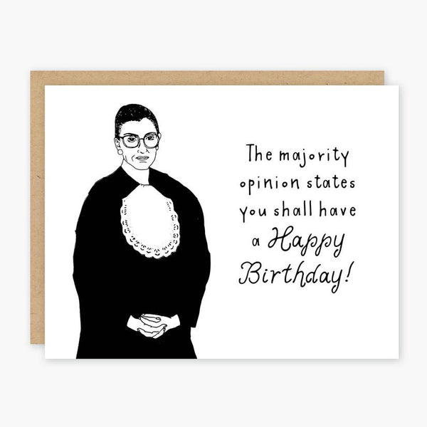 Party of One Greeting Card