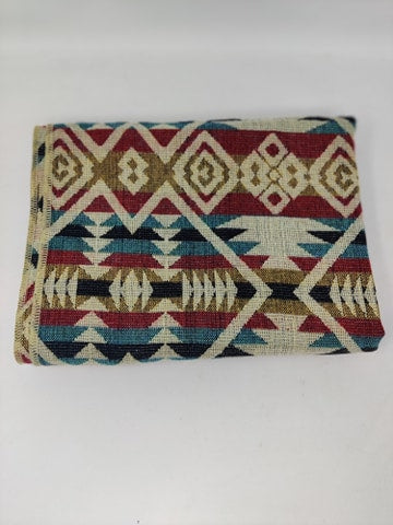 Tribal Blanket Scarf