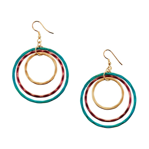 Vitana Earrings - High Vibration