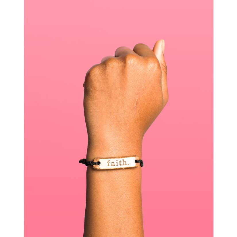 MudLove Bracelet - Faith