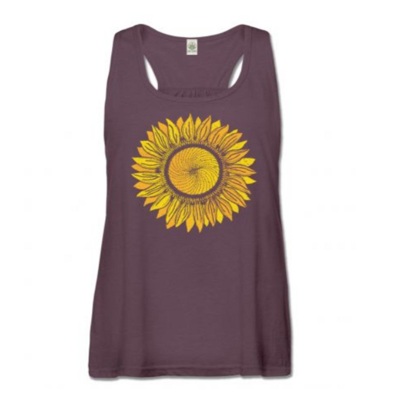 Sunflower Recycled Tank Top
