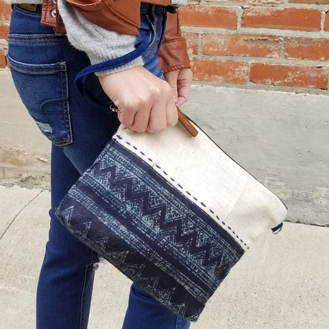 "The ""Holly"" Batik/Hemp 3-in-1"