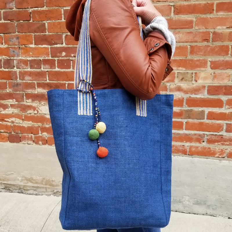 Happy Hemp Tote
