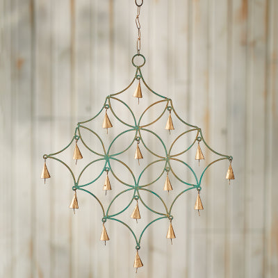 Minted Garden Wind Chime