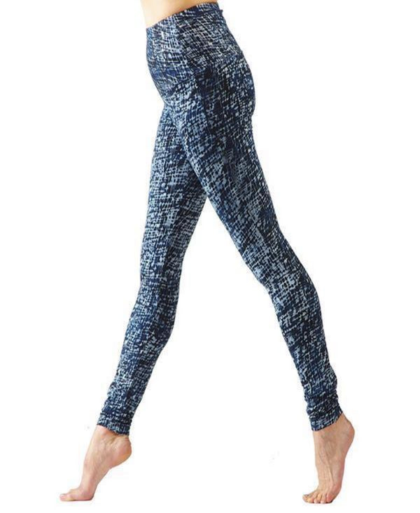 Batik Long Leggings
