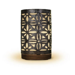 Arabesque Column Lamp Metal Art