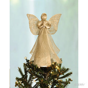 Abaca Angel Treetopper