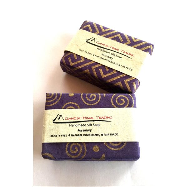 Handmade Silk Soap