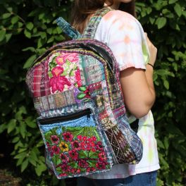 ChiChi Patch Back Pack