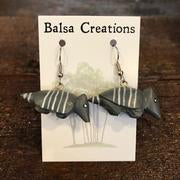 Balsa Earrings