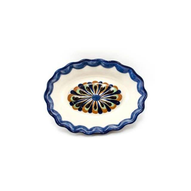 Oval Tapas Dipping Bowl