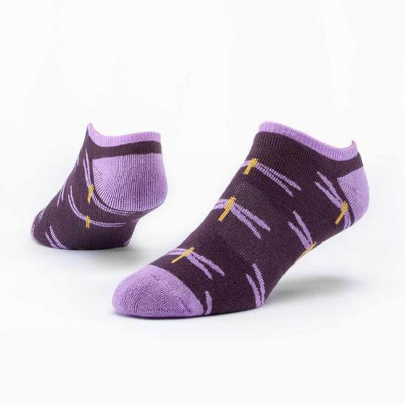 Organic Footie Dragonfly Socks