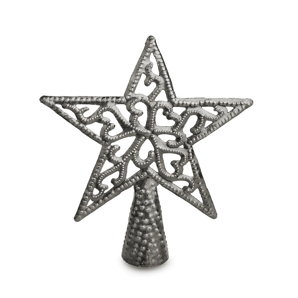 Filigree Star Topper